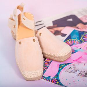 Pantofi dama Heno roz