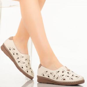 Pantofi dama Lule bej