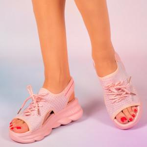 Platforme dama Mite roz
