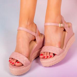 Platforme dama Muty roz