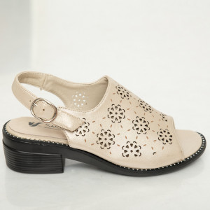 Sandale dama Arc bej