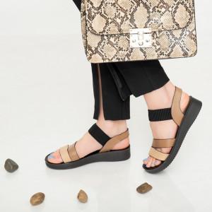 Sandale dama Art bej