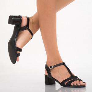Sandale dama Daliana negre