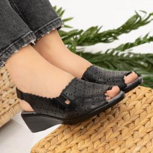 Sandale dama Gosa negre