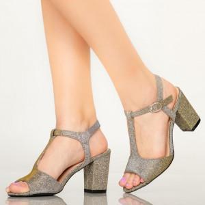 Sandale dama Icray gun