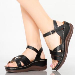 Sandale dama Opy negre