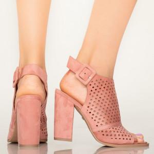 Sandale dama Tere roz