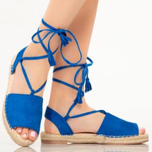 Sandale dama Tero albastre