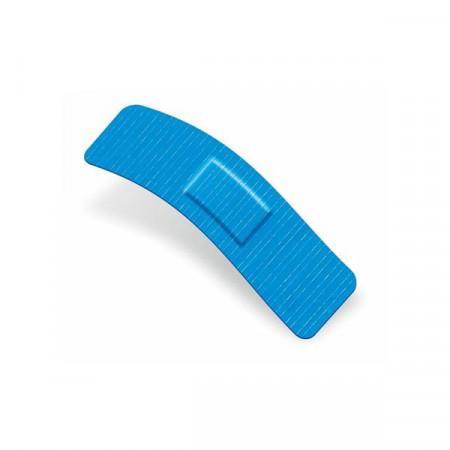 Metalflex - plasturi albaștrii cu inserție metalică