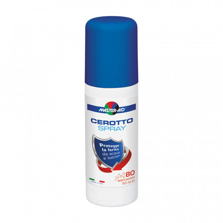 Plasture spray Cerotto Master-Aid, 50 ml