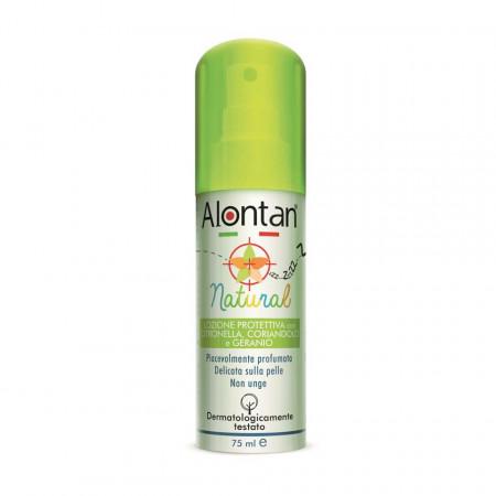 Spray natural anti-insecte, Alontan Natural, 75 ml