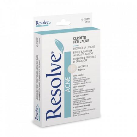 Plasturi acnee Resolve 40buc