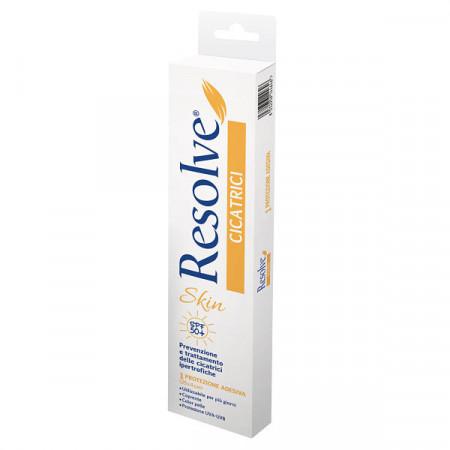 Plasturi cicatrici Resolve Skin SPF50+, 25 x 4 cm, 1 bucată