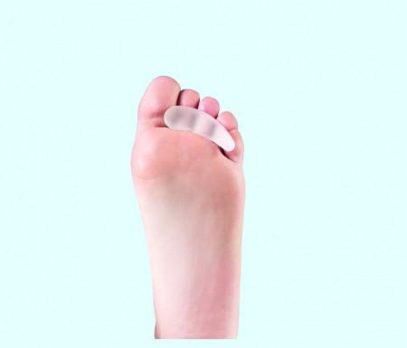 Inel pentru deget în ciocan Foot Care, 2 buc, SMALL