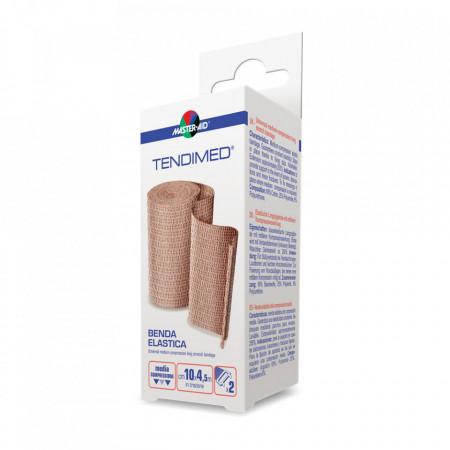 Bandaj elasctic cu clema Tendimed 4.5 m x 10 cm