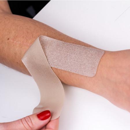 Plasturi cicatrici Resolve Skin 25 x 4 cm x 1 buc