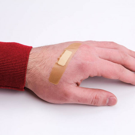 Forte Med – Plasturi ultrarezistenţi de culoarea pielii