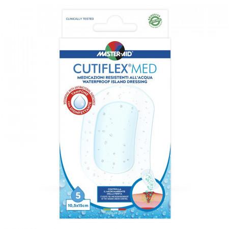 Pansament impermeabil steril Cutiflex Med 10.5x15 cm