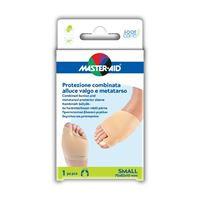 Manşon combinat protecție monturi și metatarsal - Foot Care, 1 buc Small