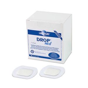 Pansament steril Drop Med, autoadeziv, antiseptic, 50 bucăți