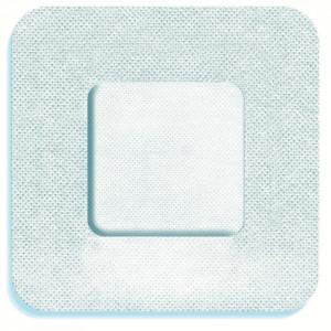 Pansament steril Drop Med, autoadeziv, antiseptic , 10cm x 10cm, 5 bucăți