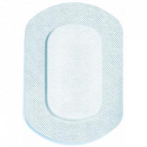 Pansament steril Drop Med, autoadeziv, antiseptic , 10.5x15 cm, 5 bucăți