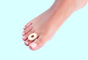 Plasture din spumă FOOT CARE