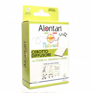 Plasturi anti-țânțari Alontan Natural, 24 bucăți