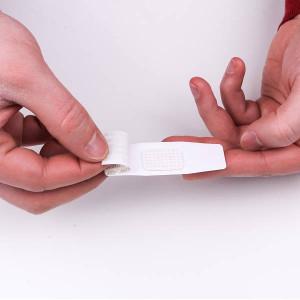 Plasturi impermeabili Cutiflex Med Strip Master-Aid, Asortat 4 mărimi, 20 bucăți