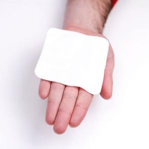 Comprese sterile Dermatess Master-Aid din material nețesut 10×10 cm