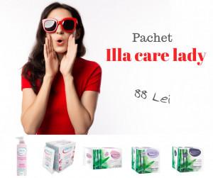 Pachet illa care lady