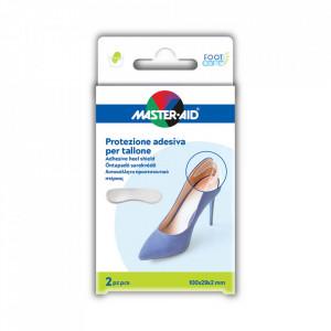 Protecție adezivă călcâi pentru încălțăminte - Foot Care, 2 bucăți