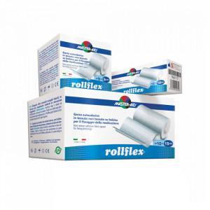 Rolă Leucoplast Rollflex, Master-Aid, material nețesut, 5m x 5 cm