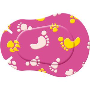Ocluzor Ortopad Soft Girls, Master-Aid, pentru fetițe, 20 bucăți, Mediu, 76x54 mm