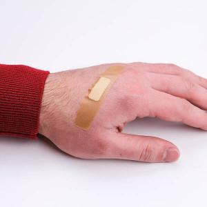 Plasturi ultra rezistenți Forte Med gama Master-Aid, 5 mărimi, 40 bucăți