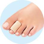 Protecție tubulară deget picior