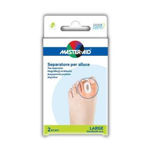Separator pentru degetele de la picioare - Foot Care, 2 bucăți