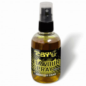 Spray Atractant Black Cat New Flavour Brown Monster Crab 100ml