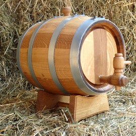 Butoi lemn 15 litri