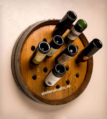 Capac butoi raft vin