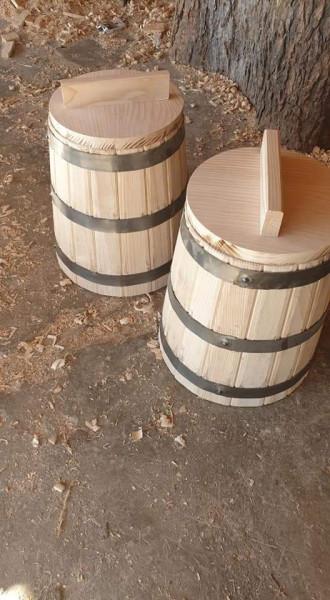 Putina din lemn 30 litri