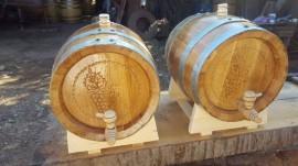 Poze Butoi lemn 15 litri