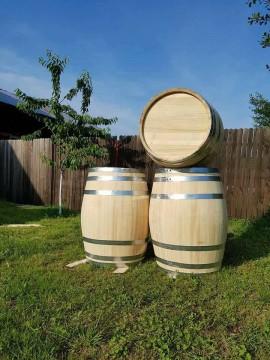Poze Butoi lemn 300 litri