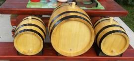 Poze Butoi lemn 60 litri