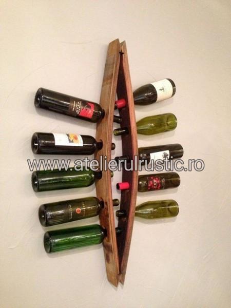 Poze Rastel  perete 10 sticle