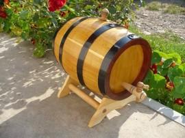 Poze Butoi lemn 20 litri