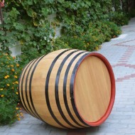 Butoi lemn 100 litri