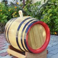 Butoi lemn 40 litri
