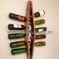 Rastel  perete 10 sticle