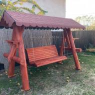 Balansoar  din lemn masiv
